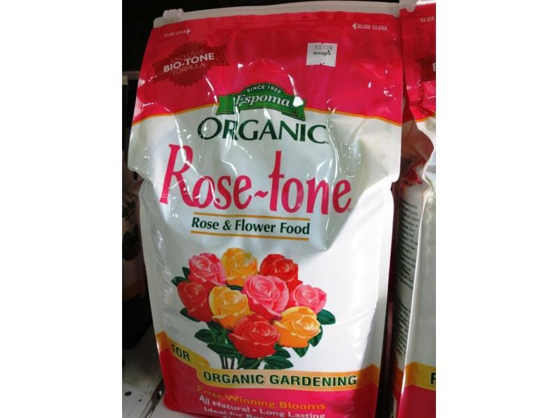 Espoma Rose Tone Stranges Florists Greenhouses Garden Centers