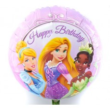 Disney Princesses Birthday Balloon