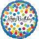 Happy Birthday Mylar Balloon