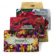 Strange's Gift Card