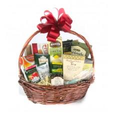 Tea Lover's Gift Basket