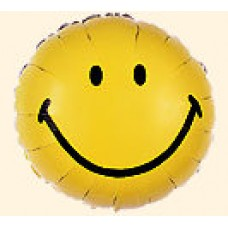 Smiley Face Mylar Balloon