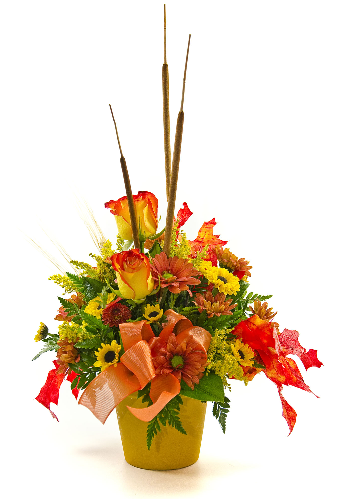 Stranges florists greenhouses and garden centers same day floral a little bit of fall izmirmasajfo