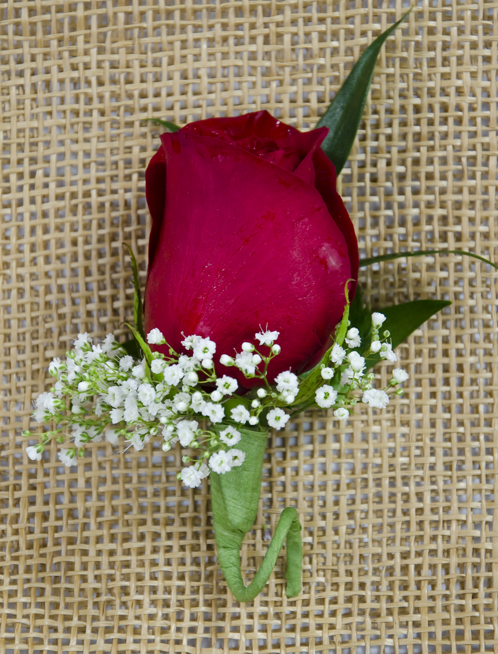 Boutonniere - Rose...