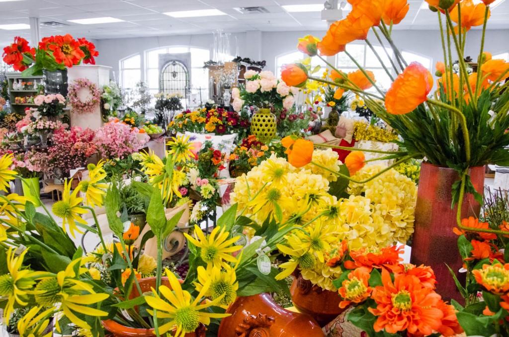 Strange's Floral Department
